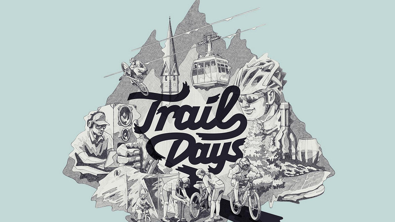 Biken, Chillen, Feiern – die Trail Days in Latsch