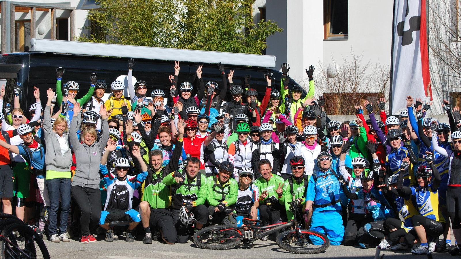 MountainBIKE Women`s Camp in Latsch