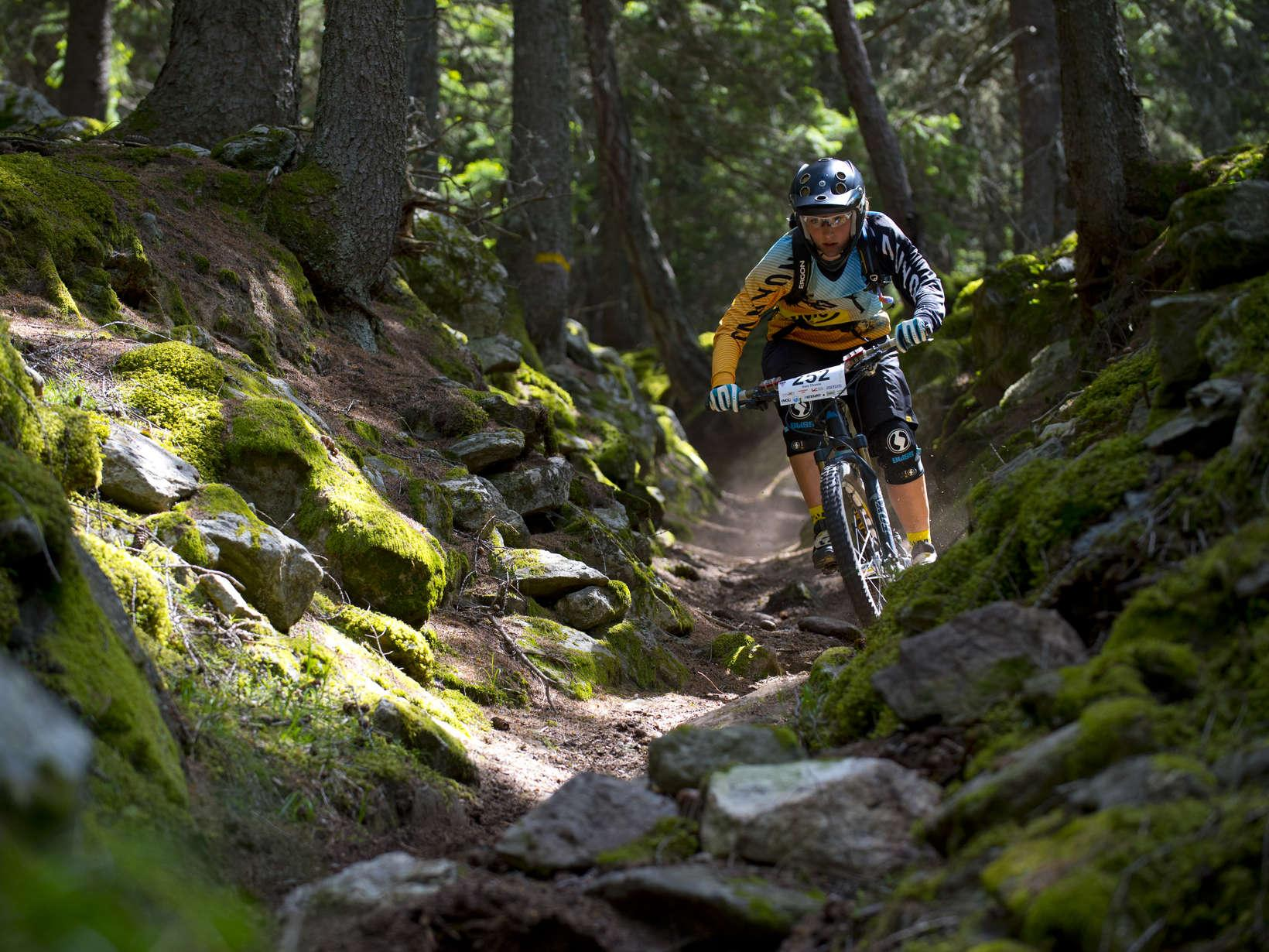 "Die ""Trail Trophy"" 2017 – the great Enduro Experience in Latsch"