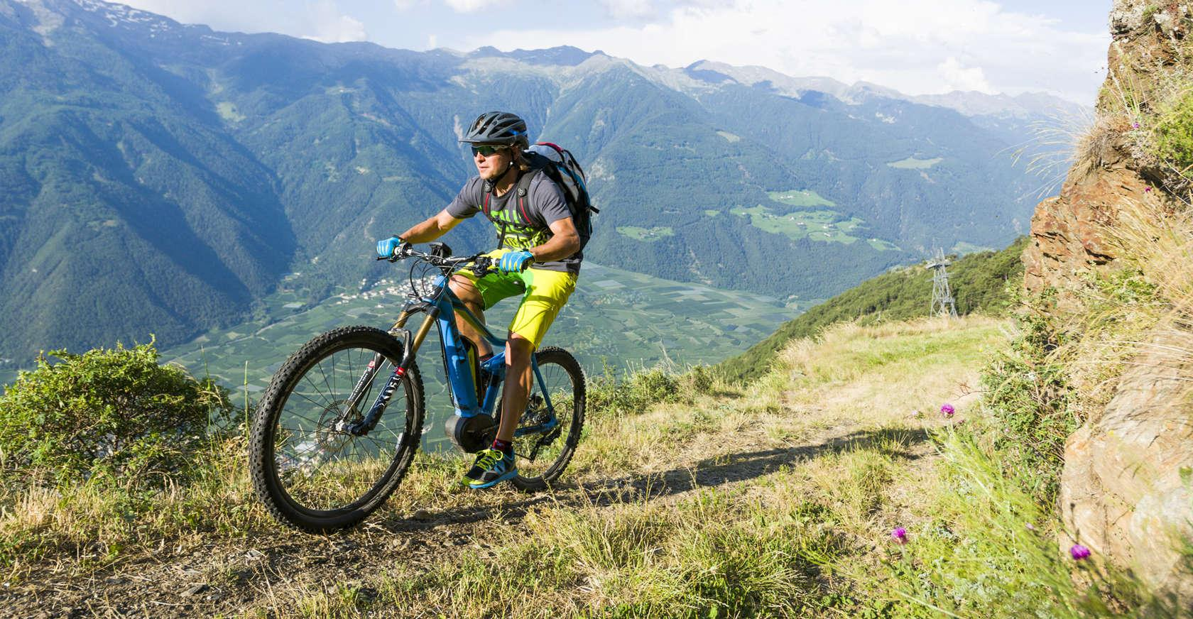 E-Mountainbike – Faszination Technik