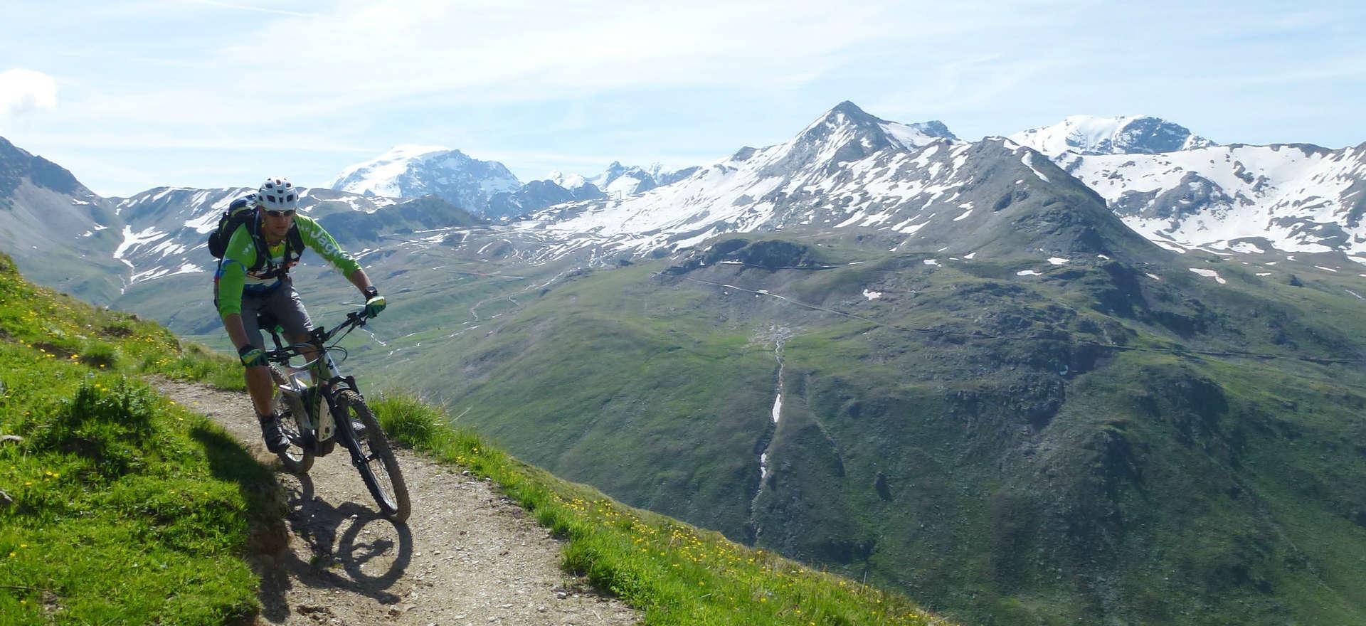 eMTB Special-Trailwoche mit Private-Guide